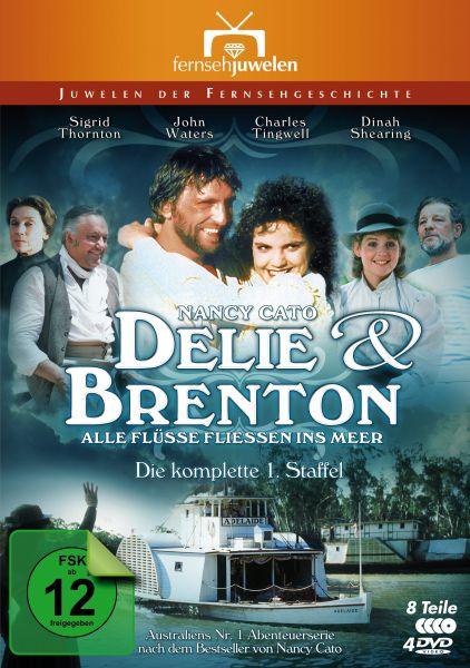 Delie und Brenton - Die komplette 1. Staffel