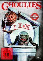 Ghoulies 1-3 (uncut)