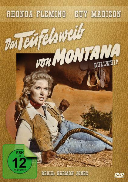Das Teufelsweib von Montana (Bullwhip)