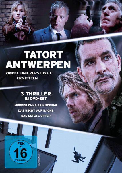 Tatort Antwerpen - Vincke und Verstuyft ermitteln