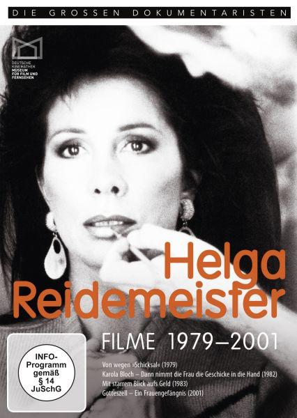 Helga Reidemeister - Filme 1979 - 2001