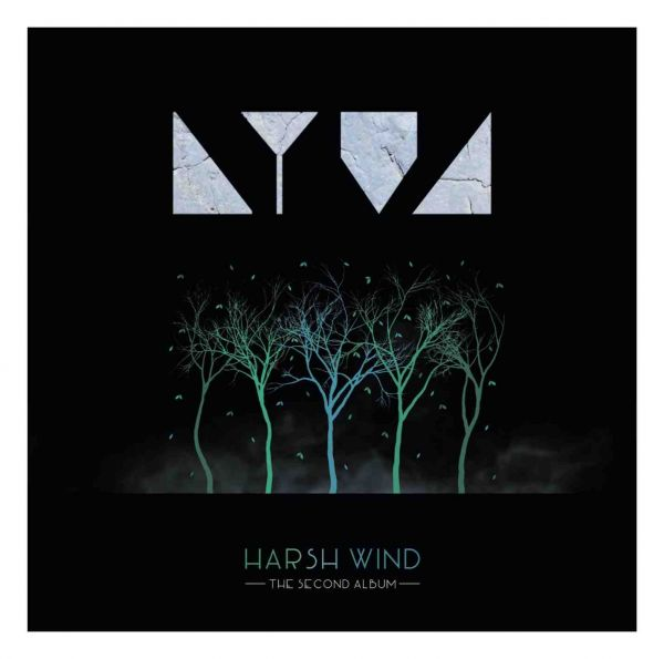 DYVA - Harsh Wind (The Second Album)