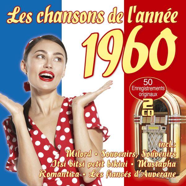 Various - Les Chansons De l`Année 1960