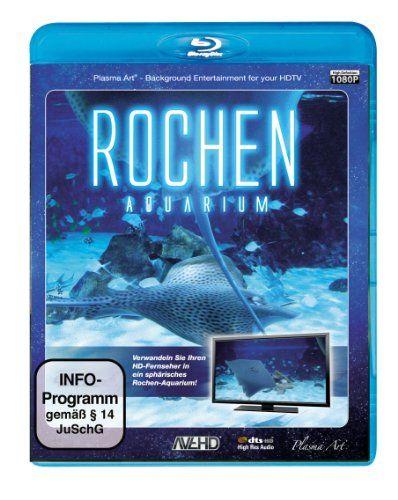 Rochen-Aquarium HD
