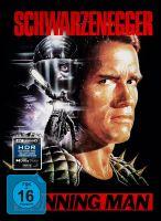 Running Man - 3-Disc Limited Collector's Edition im Mediabook (UHD Blu-ray + Blu-ray + Bonus-Blu-ray