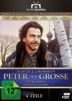Peter der Große - Der komplette Vierteiler - Fernsehjuwelen