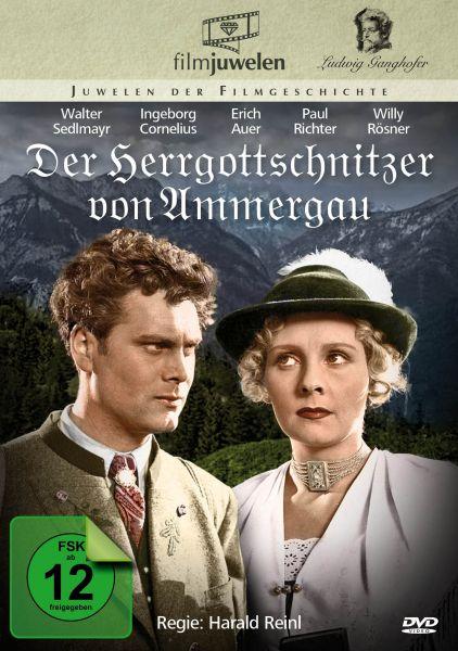 Der Herrgottschnitzer von Ammergau - Die Ganghofer Verfilmungen