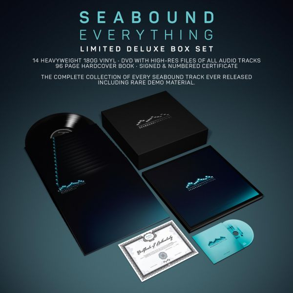 Seabound - Everything (14 LP + 1 DVD Box Set)