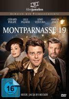 Montparnasse 19 - mit Gérard Philipe und Lilli Palmer