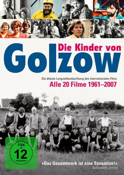 Die Kinder von Golzow(18 DVDs im Schuber)
