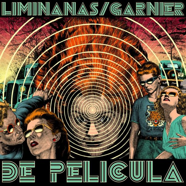 Liminanas, The / Garnier, Laurent - De Pelicula (2LP + 7)