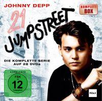 21 Jump Street - Die komplette Serie - Box
