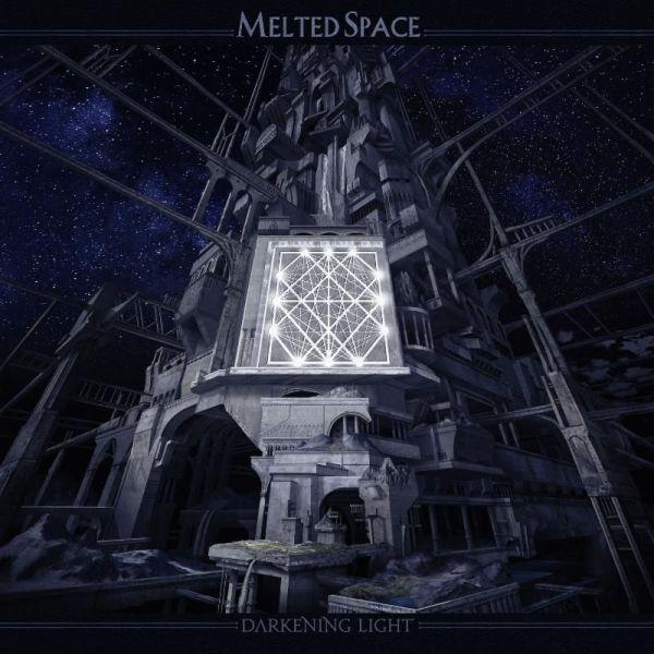 Melted Space - Darkening Light (2-LP Gatefold schwarz)
