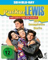 Parker Lewis - Der Coole von der Schule - Die komplette Serie (SD on Blu-ray)