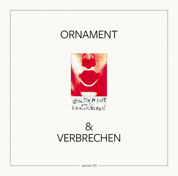 Ornament & Verbrechen - Tapetopia 001