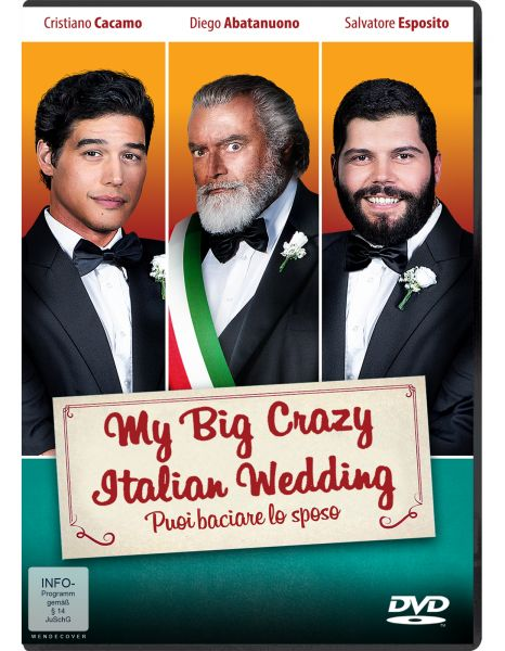 My Big Crazy Italian Wedding