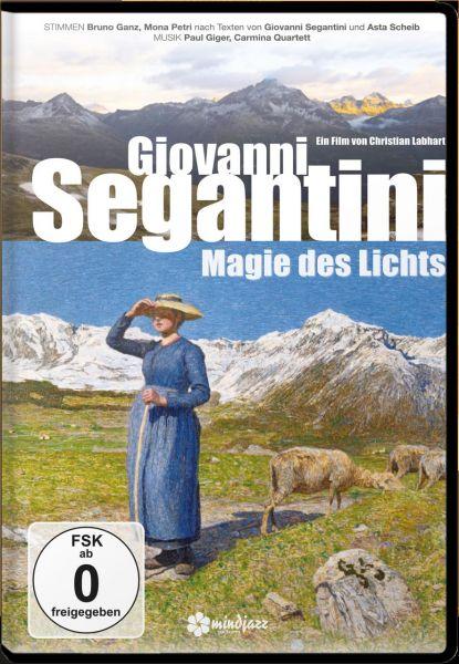Giovanni Segantini - Magie des Lichts (inkl. Filmmusik-CD)