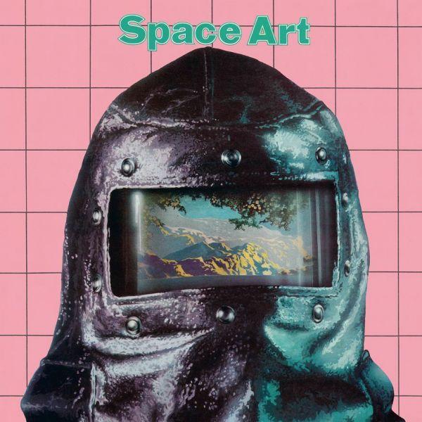 Space Art - Trip In The Center Head (LP+CD)