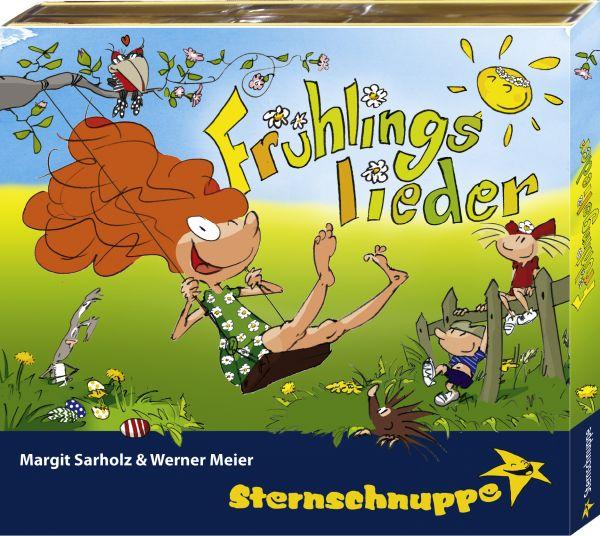 Sternschnuppe - Frühlingslieder: (Fröhlich-freche Frühlings-Hits)