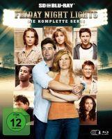 Friday Night Lights - Die komplette Serie (Limited Mediabook) (SD on Blu-ray)