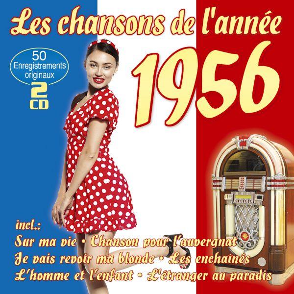 Various - Les Chansons De l`Année 1956