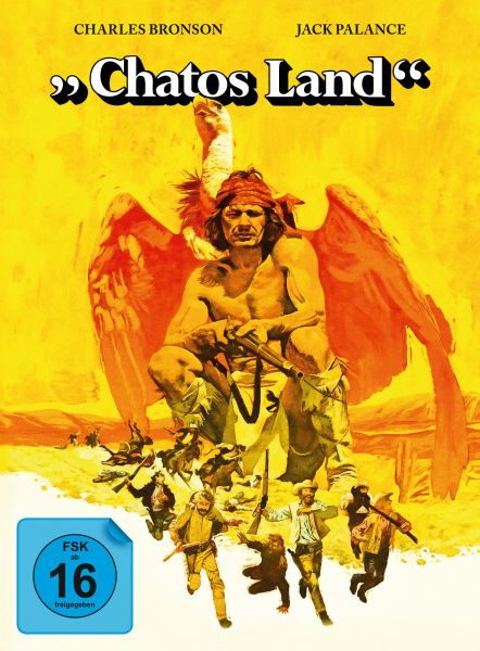 Chatos Land - 2-Disc Mediabook (Blu-ray + DVD)