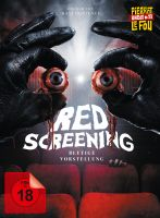 Red Screening - Blutige Vorstellung - Limited Edition Mediabook (uncut) (Blu-ray + DVD)