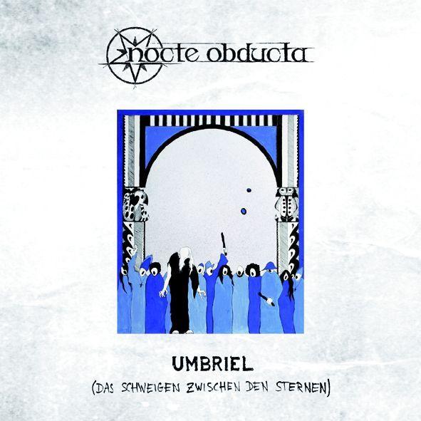 Nocte Obducta - Umbriel (Das Schweigen zwischen den Sternen) lim. Digipack