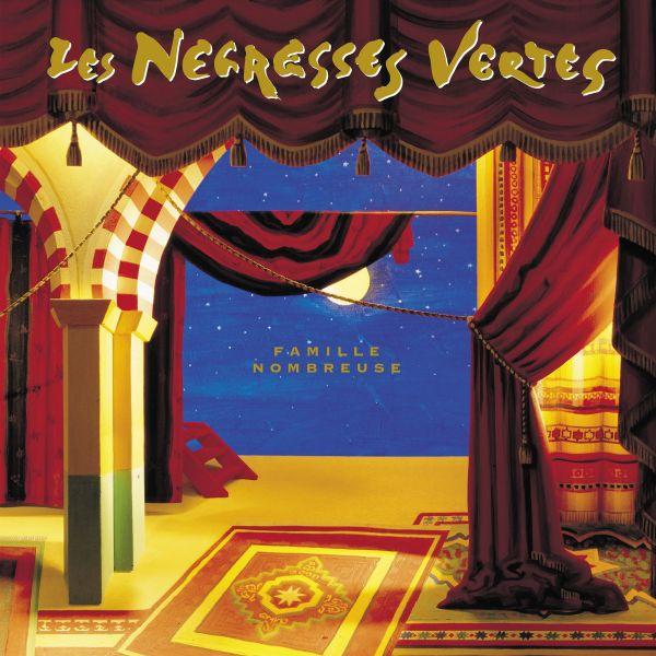 Negresses Vertes, Les - Famille Nombreuse (LP+CD)