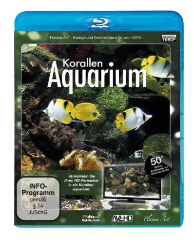 Korallen-Aquarium HD