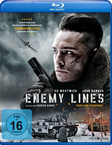 Enemy Lines - Operation Feuervogel