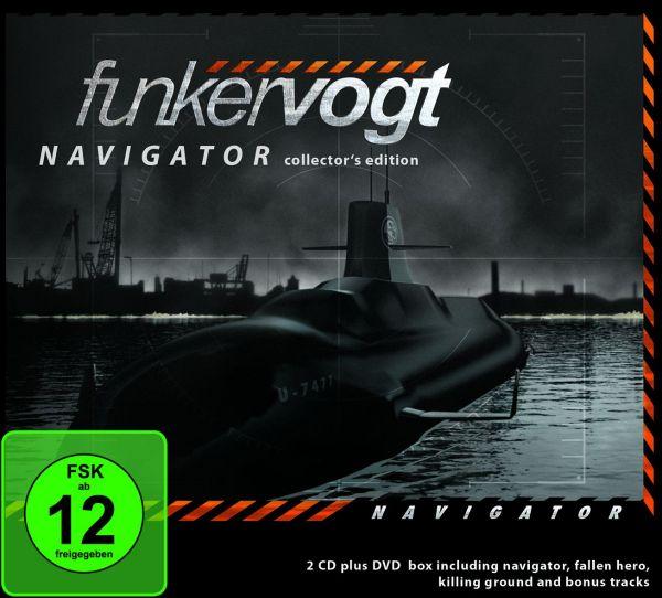 Funker Vogt - Navigator - Collector's Edition