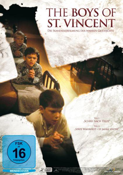 The Boys of St. Vincent (Teil 1+2 ungekürzte Fassung) - 2 DVD