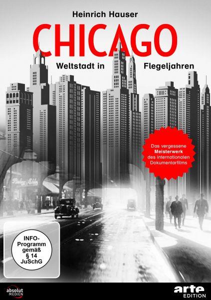 Chicago - Weltstadt in Flegeljahren (1931)