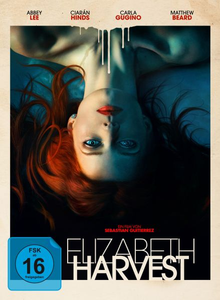 Elizabeth Harvest - 2-Disc Mediabook (Blu-ray + DVD)