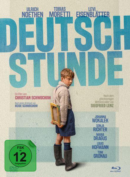 Deutschstunde - 2-Disc Mediabook (Blu-ray + DVD)