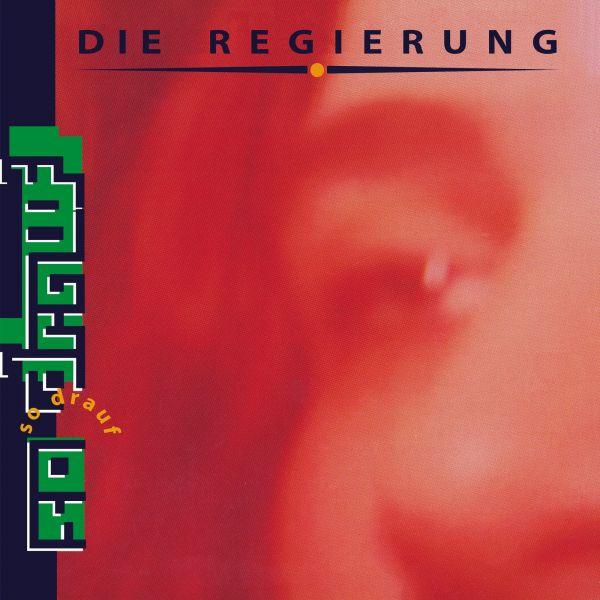 Regierung, Die - So drauf (Vinyl)