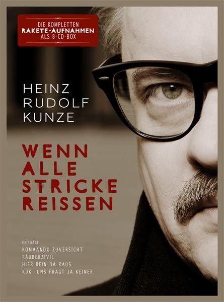 Kunze, Heinz Rudolf - Wenn alle Stricke reißen (Limitierte 8-CD-Box)