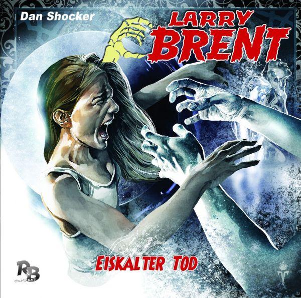 Larry Brent - Eiskalter Tod (14)
