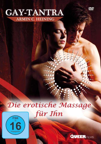 Gay-Tantra - Die erotische Massage für Ihn