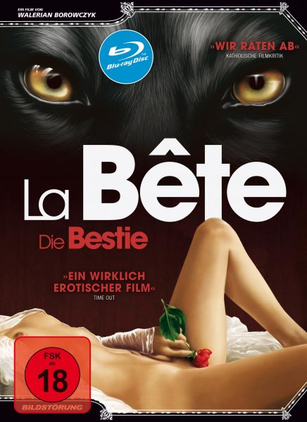 La Bête - Die Bestie (Limited Edition Blu-ray)