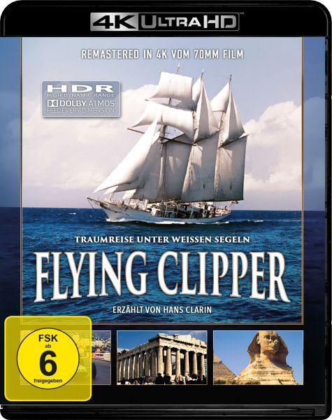 Flying Clipper - Traumreise unter weißen Segeln (4K UHD)