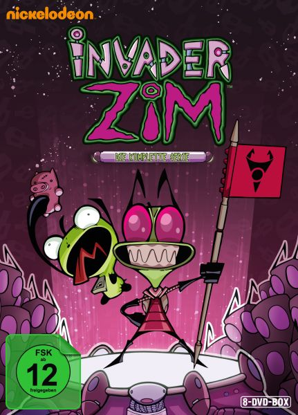 Invader ZIM - Die komplette Serie