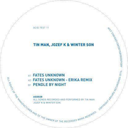Tin Man, Jozef K & Winter Son - Acid Test 11 (Erika Remix)