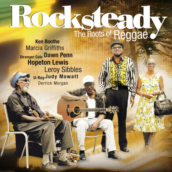 Various - Rocksteady - The Roots Of Reggae (2LP)