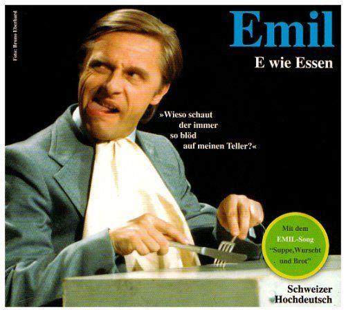 Steinberger, Emil - E wie Essen