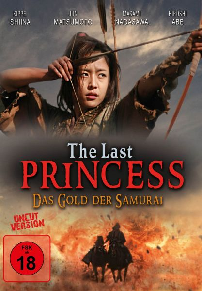 The Last Princess (uncut)