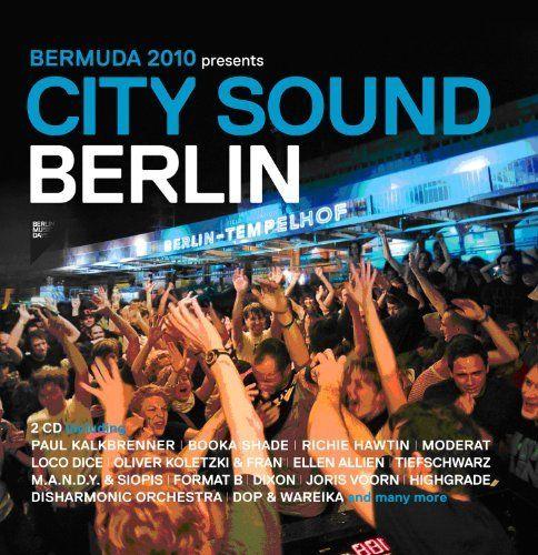 Various - Berlin City Sound
