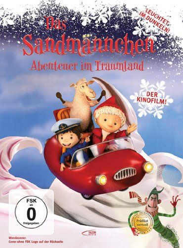 Das Sandmännchen - Abenteuer im Traumland (Winteredition)