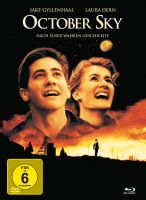 October Sky - 2-Disc Mediabook (Blu-ray + DVD)